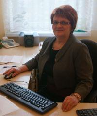 Maria Cichowska - Główny Księgowy