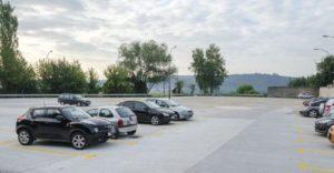 Parking na 200 miejsc przy brzeskim szpitalu
