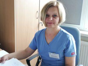 Pielęgniarka Koordynująca Elżbieta Adamska