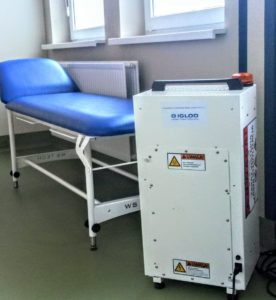Sterylizator dla szpitala w Brzesku - sterylizator