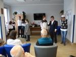 Wizyta i przedstawienie dzieci w Dziennym Domu Opieki Medycznej