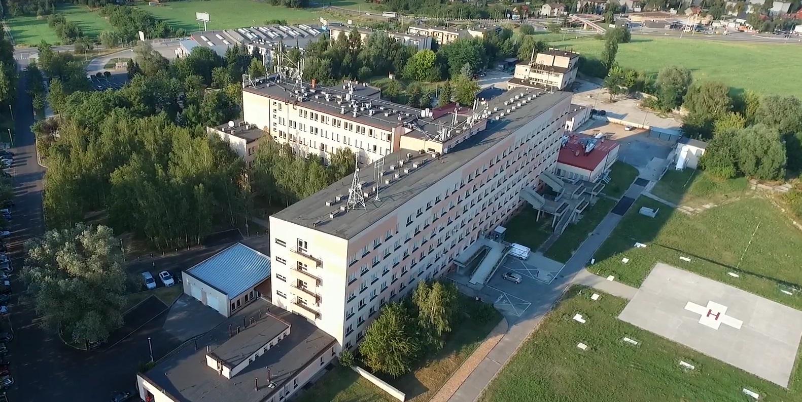 Szpital w Brzesku