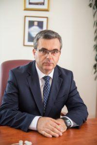 Adam Smołucha-Dyrektor SP ZOZ w Brzesku