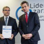 """Gala rozdania nagród """"Liderzy zarządzania. Najlepiej zarządzane szpitale publiczne według BFF Banking Group"""
